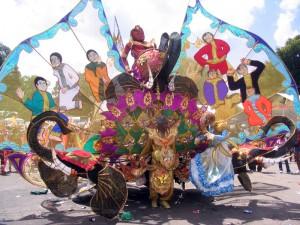 carnival, Caribbean