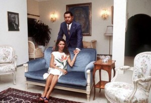 Michele and Jean-Claude Duvalier, Haiti, Baby Doc, dictator