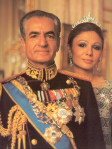 Shah of Iran, Mohammad Reza Pahlavi, Farah, Empress of Iran