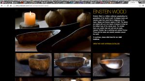 Donna Karan, Urban Zen, Einstein bowls, Haiti