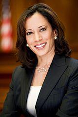 Kamala Harris, President Obama