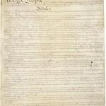 US Constitution, Washington, D.C., National Archives