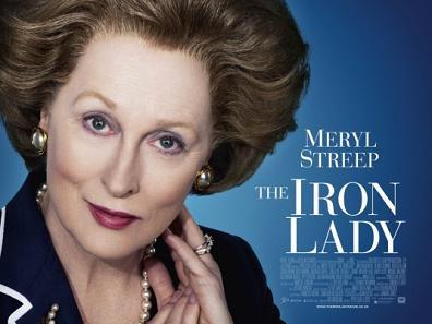 Margaret Thatcher, Iron Lady, Meryl Streep