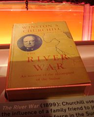 The River War, Churchill
