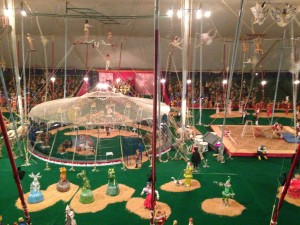 The world's largest miniature circus