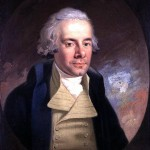 William Wilberforce, who led the anti-slavery movement in Britain, kept a weather eye on events in Haiit