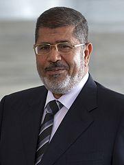 Egypt's deposed president has a decently stocked fridge
