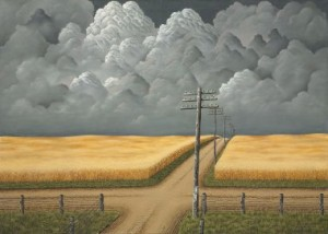 John_Rogers_Cox_-_Gray_and_Gold_-_1943