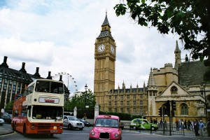 London: Simply incomparable
