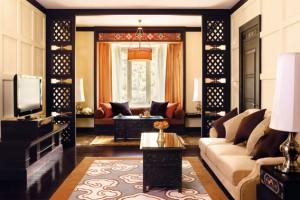 Our room at the Taj Tashi