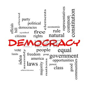 27592214-democracy-word-cloud-concept-in-red-caps-with-great-terms-such-as-people-rights-vote-and-more
