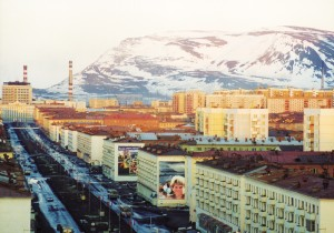 Norilsk, another 'closed city'