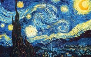 Van Gogh's 'Starry Nights'