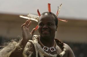 King Mswati III picks his 14th wife