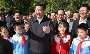 China's Xi Jinping faces different pressures to Mao but he can hardly be called the great democrat