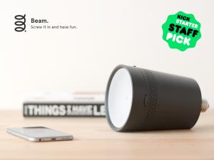 beam, tiny projector