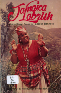 """Jamaica's favourite poet - and she didn't write 'English poetry"""""""