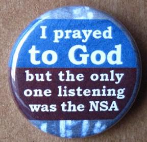 NSA-America-God
