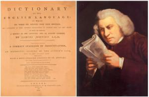 samuel johnson dictionary