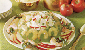 The shrimp aspic mould featured in 'Collectors Weekly'