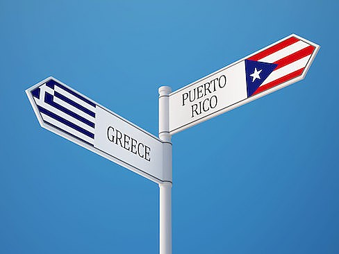 puerto rico and greece
