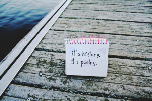 poetry and history