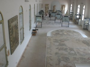 Carthage_Museum - unfinished space