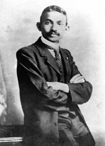 Mohandas Karamchand Gandhi in South Africa