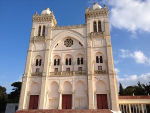 saint louis cathedral carthage