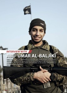 The interview in Dabiq