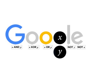 google doodle george boole
