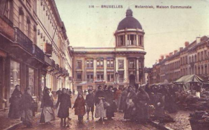 Molenbeek in times gone by
