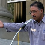 Amarjeet Sohi, now minister of infrastructure
