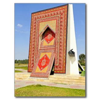 carpet monument