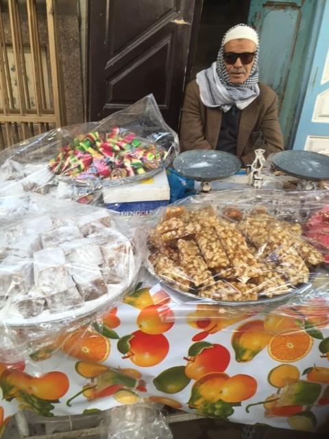 the medina sweetseller