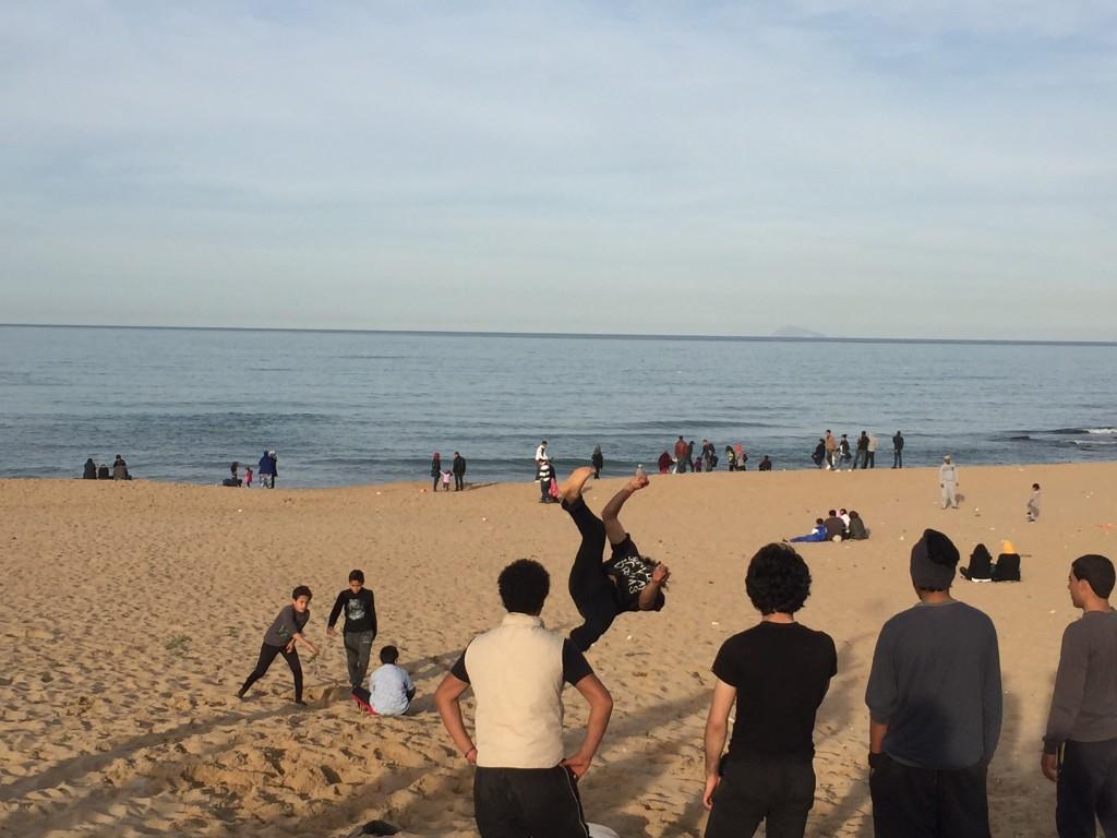 the beach break dancers 2