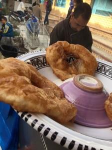 tunisian donuts