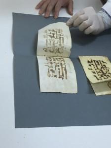 A 9th century Koran