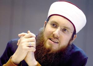 President of Islamic Central Council Switzerland, Nicolas Blancho