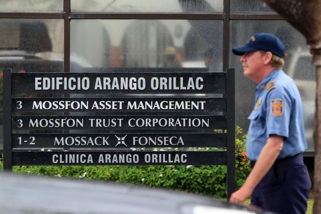 More than 11 million files from the database of Panama-based Mossack Fonseca, the world's fourth biggest offshore law firm, reveal details about the dealings of 140 politicians and officials. Alejandro Bolivar / EPA