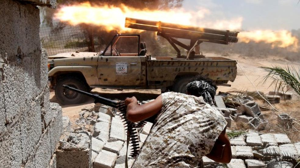 US warplanes launch bombing campaign on ISIS in Libya