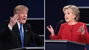 The first presidential debate