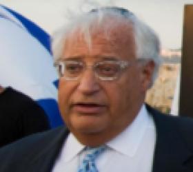 David Friedman, Donald Trump's nominee for envoy to Israel