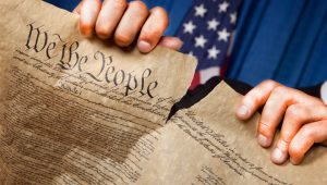 trump and the constitution
