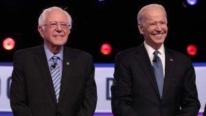 Biden Vs Bernie…again, in a different vein