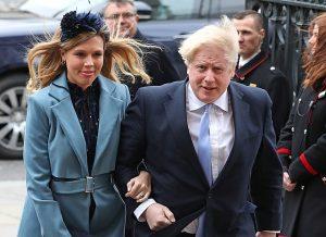 Carrie Symonds made an honest man of Boris Johnson