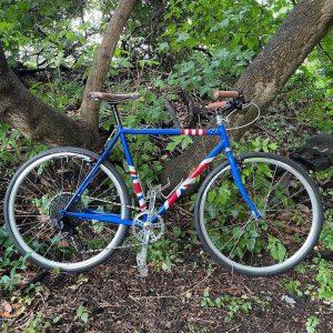 It's not quite true that Biden gave Boris a bespoke bike and got a framed Wikipedia photo in return
