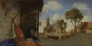A slice of 17th century life in the National Gallery
