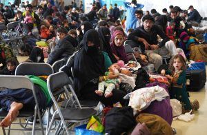 Despite all the international attention, Afghan refugees are not welcome